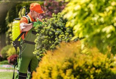 Garden Fertilizer Equipment