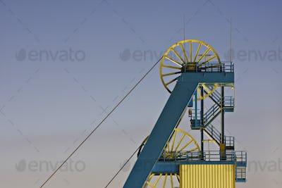 Mine Shaft Tower