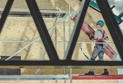 Construction Scaffolding Job