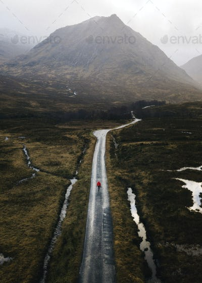 Alone in the Highlands