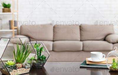 Scandinavian interior concept