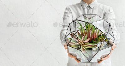 Gardening service concept
