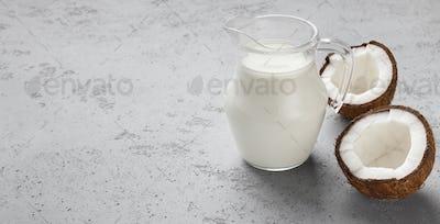 Exotic milk concept