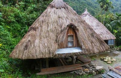 Hut in Philippines