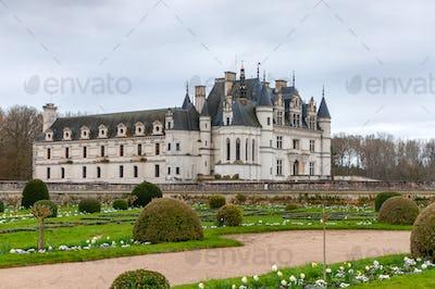 The Chateau de Chenonceau