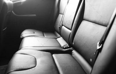 Back passenger seats
