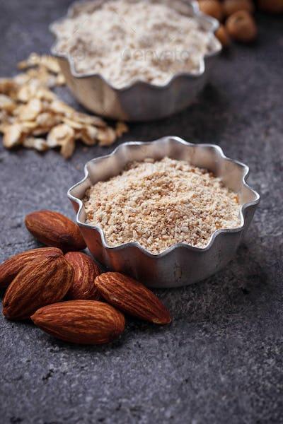 Gluten free almond flour
