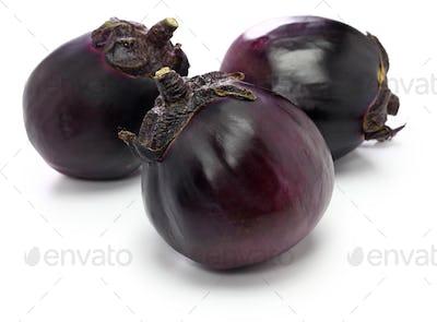 Kamo nasu, japanese eggplant made in Kyoto