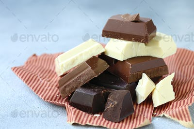 Confectionery Chocolate Bars
