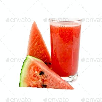 Juice watermelon