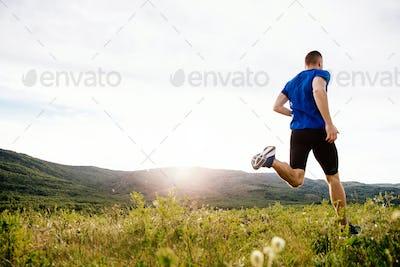 back man runner