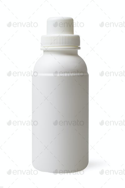 Plastic Container for Medicine