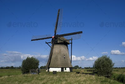 Oude Doornse windmill