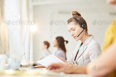 Client Support Line