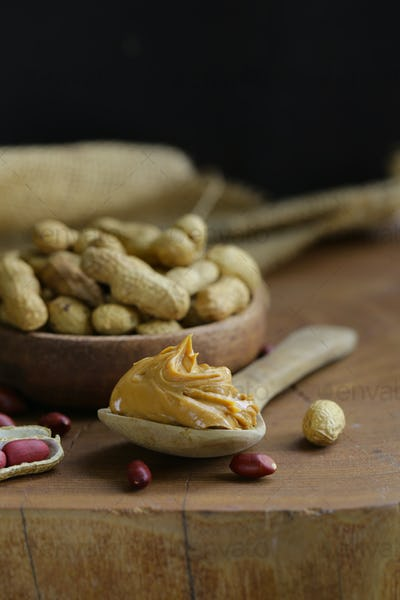 Natural Organic Peanut Butter