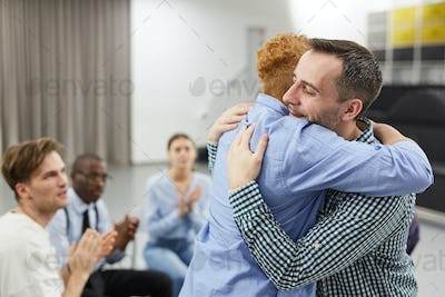 Healing in Support Group