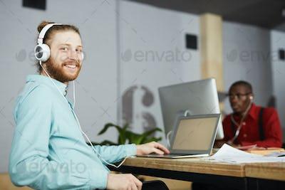 Modern Office Worker