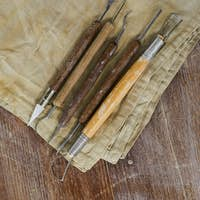 Sculpting tools for clay