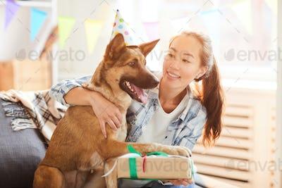 Birthday Present for Dog
