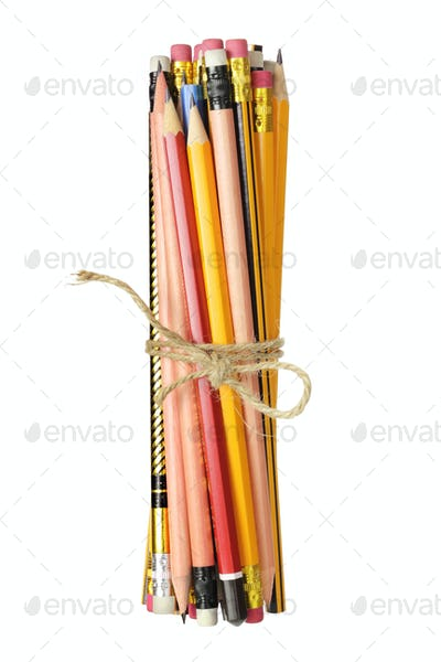 Bundle of Pencils