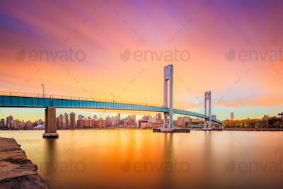 Wards Island Bridge, New York City