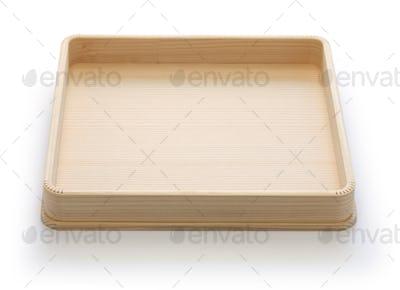 Hegibon, Oshiki, Hassun tray, Japanese cedar square tray