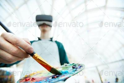 Futuristic Art