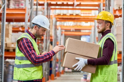 Shipping Works in Warehouse