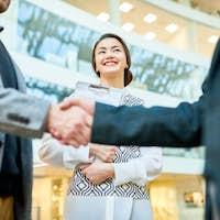 Entrepreneurs Reached Agreement