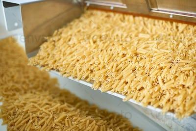 Macaroni Production Background