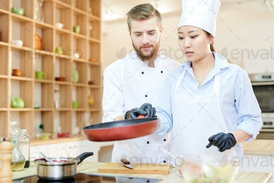 Chef Teaching Assistant