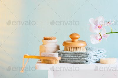 Body Care and Dry Massage