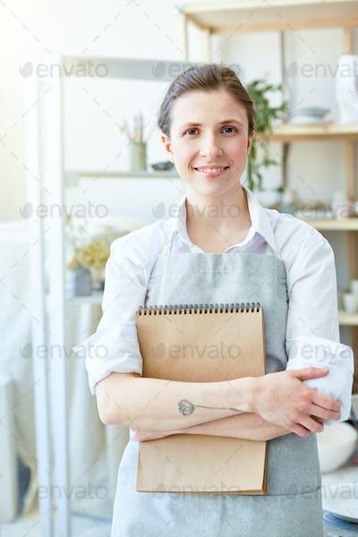 Modern craftswoman