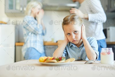 Conflict of parents
