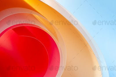 Abstract photo in pastel colors. Background image.