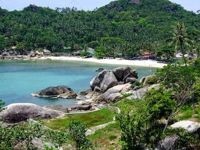View on Koh Samui