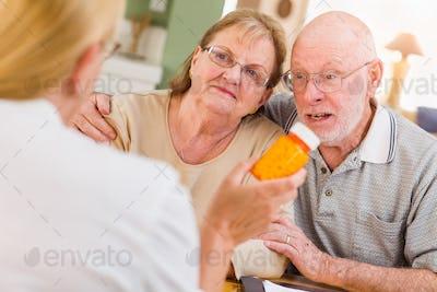 Senior Adults Medication Series