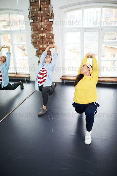 Flexible performers