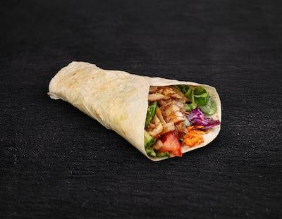 Classic tortilla wrap