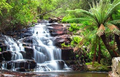 Cora Lynn Falls, Australia