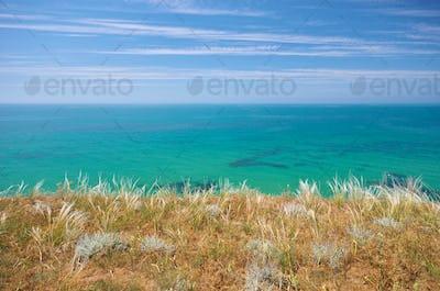 Beautiful nature and seascape.