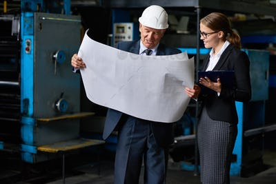Senior Construction  Inspector Proofing Factory Plans