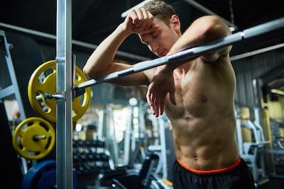 Short Break from Intensive Workout