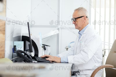 Senior Doctor at Workplace