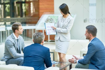 Working Meeting of Financial Managers
