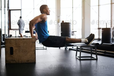 Cross Functional Training in Gym