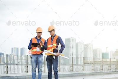 Talking civil engineers