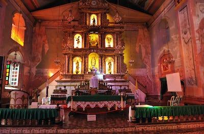 Old catholic church