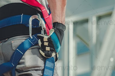 Workers Safety Harness