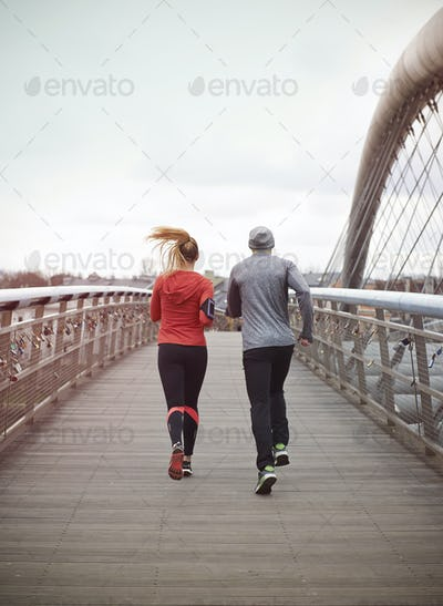 Running is way of they life